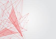 滤网背景设计 抽象背景设计例证马赛克 库存图片