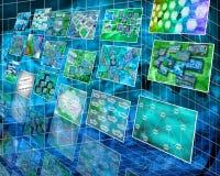 网际空间 免版税图库摄影