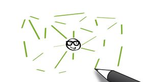 网络人whitboard动画