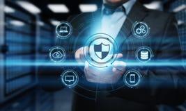 网络安全数据保护企业技术保密性概念 库存图片