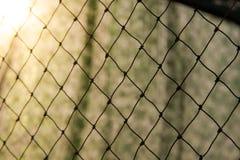网绳索摘要背景 免版税库存图片