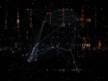 网络的要素 免版税库存图片