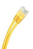 网络缆绳 库存图片