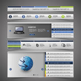 网络设计元素 免版税图库摄影