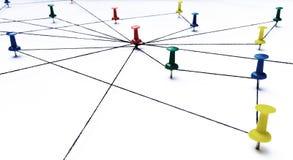 网络,网络,连接,通信 库存照片