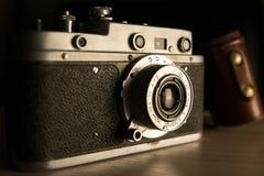 罕见的影片照相机 库存图片