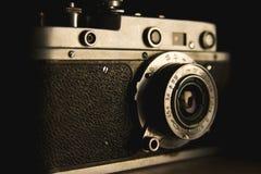 罕见的影片照相机 免版税库存图片