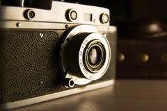 罕见的影片照相机 免版税库存照片