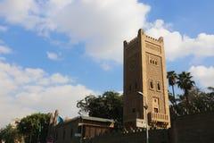 默罕默德阿里宫殿-开罗,埃及 库存图片