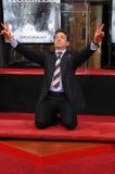 罗伯特Downey小 免版税库存图片