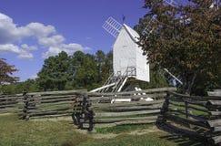 罗伯逊的风车 免版税库存图片