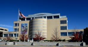 罗克县法院大楼 库存图片