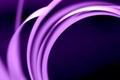 紫罗兰色和蓝色抽象背景 免版税库存图片