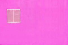 紫罗兰色墙壁背景 免版税图库摄影