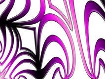 紫罗兰色抽象背景美妙的细致的模式 免版税库存照片
