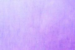 紫罗兰色皮革背景  免版税库存照片