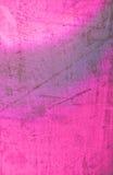紫罗兰色金属罐子背景 库存例证