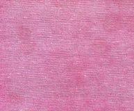 紫罗兰色颜色棉布样式 库存照片