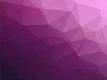 紫罗兰色紫色背景 免版税库存照片