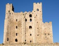 罗切斯特城堡 库存图片