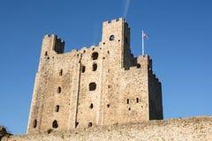 罗切斯特城堡 免版税库存照片