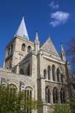 罗切斯特大教堂在肯特 库存照片