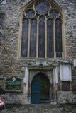 罗切斯特大教堂在英国英国 免版税库存照片