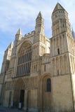 罗切斯特大教堂,英国 免版税库存图片