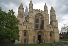 罗切斯特大教堂,英国 免版税库存照片