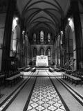 罗切斯特大教堂 免版税库存图片