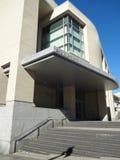 罗利会议中心 免版税库存图片