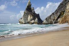 罗卡角海滩 库存图片