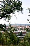 罗基察尼,比尔森地区,捷克 免版税库存照片