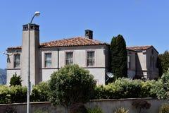 罗宾威廉斯个人旧金山房子, 3 免版税库存照片