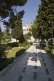 罗得岛KREMASTI希腊7-21 08 2011年 免版税库存照片