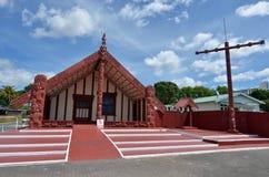 罗托路亚-新西兰 免版税库存图片