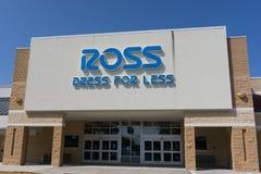 罗斯商店在杰克逊维尔 免版税库存照片