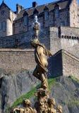 罗斯喷泉 免版税库存图片