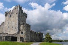 罗斯城堡在基拉尼 免版税库存照片