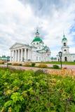 罗斯托夫的圣徒德米特里大教堂  库存图片