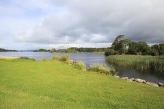 罗斯海湾港湾Leane降低湖 库存图片