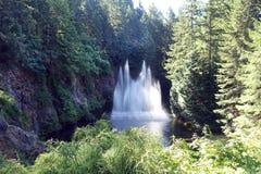 罗斯瀑布 库存照片
