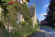 罗斯盖了村庄,英国 图库摄影