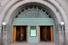 罗斯福大学 免版税库存图片