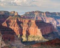 罗斯福点,大峡谷,亚利桑那 免版税库存照片