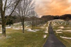罗斯科考克林公园 库存图片