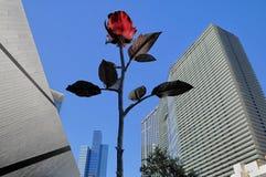 罗斯雕塑和建筑学 库存图片
