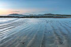 罗望子果海滩,哥斯达黎加 免版税图库摄影
