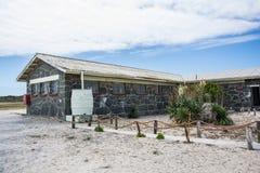 罗本岛监狱 库存图片
