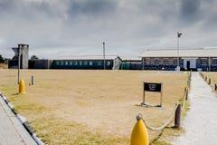 罗本岛,南非- 2016年12月19日:Robben照片  图库摄影